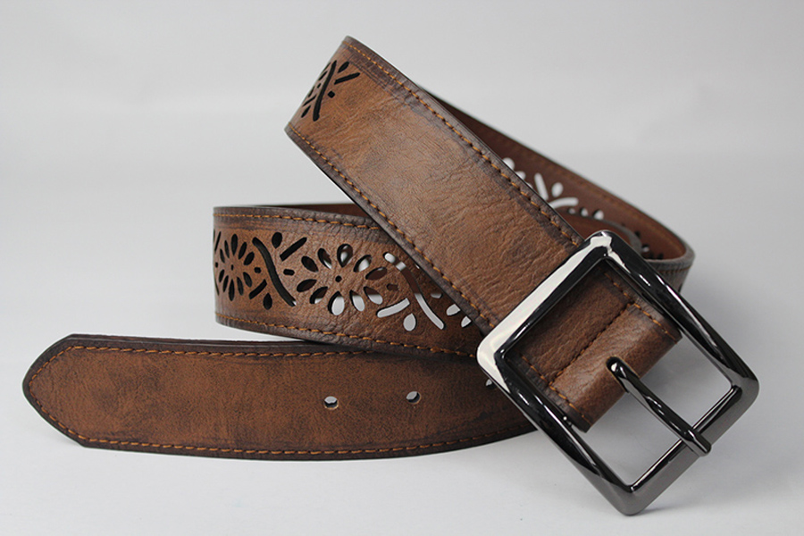 Faux Leather Belt Example-1396-ZMB3192-1 - Belts