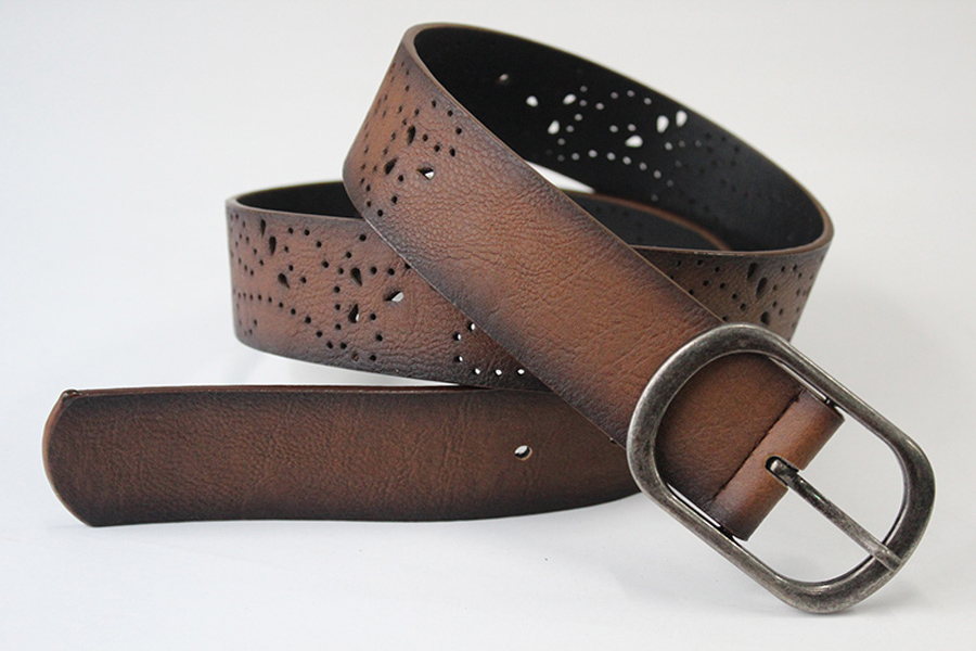 Faux Leather Belt Example-1396-ZMB3205-1 - Belts