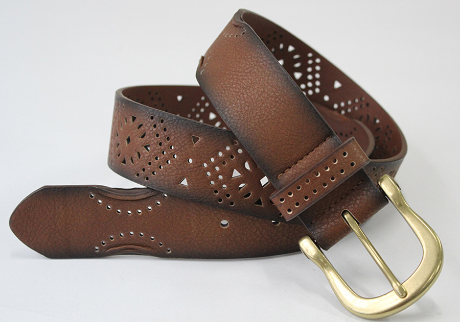 Faux Leather Belt Example-1396-ZMB3209-1 - Belts