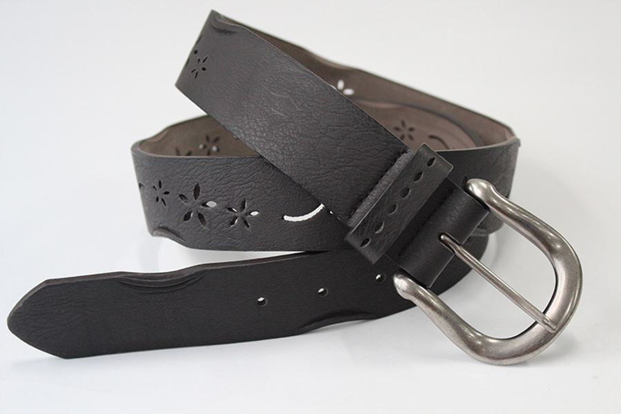 Faux Leather Belt Example-1396-ZMB3211-1 - Belts