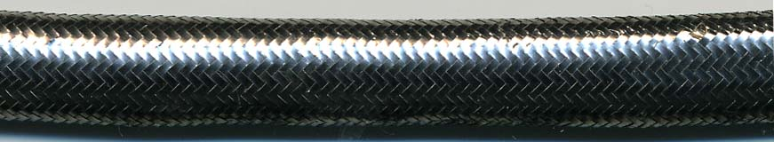 "1/2"" Metallic Tubular Cord-Gunmetal"