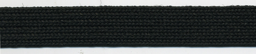 "<font color=""red"">IN STOCK</font><br>1/2"" Military Uniform Mohair Braid-Black"