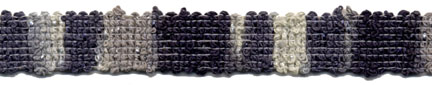 "$0.05 per meter, see Special Pricing Tab - 9/16"" Blocking Braid-Coalmine"