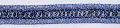 "1"" Rayon/Cotton Knit Braid-Denim<br>see Special Pricing Tab"