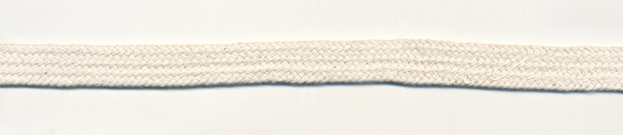 "<font color=""red"">IN STOCK</font><br>1/2"" Flat Sleeving Cord-Natural"