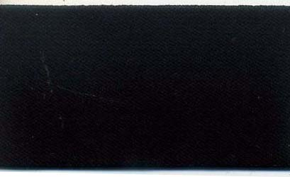 "1.5"" Nylon Satin Elastic-Black"