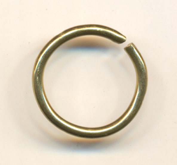 "1/2"" Metal ""O"" Rings-Nickel"