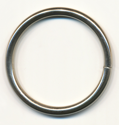 "1"" Metal ""O"" Ring-Nickel"