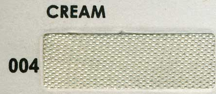 "1/2"" Seam Binding-Cream"