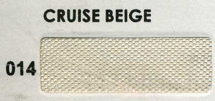 "1/2"" Seam Binding-Cruise Beige"