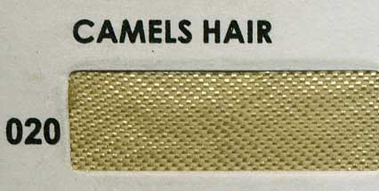 "1/2"" Seam Binding-Camels Hair"