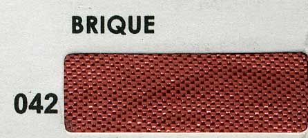 "1/2"" Seam Binding-Brique"