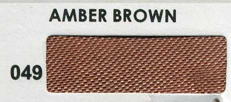 "1/2"" Seam Binding-Amber Brown"