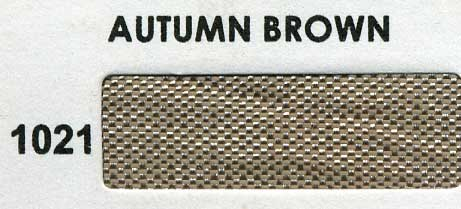 "1/2"" Seam Binding-Autumn Brown"