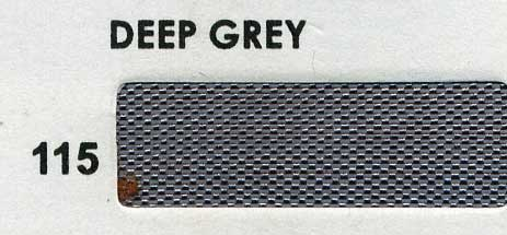 "1/2"" Seam Binding-Deep Grey"
