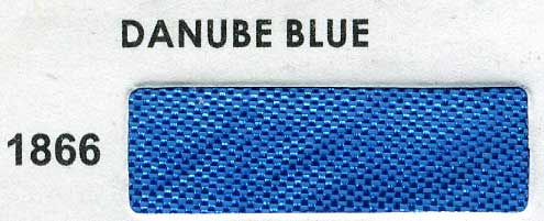 "1/2"" Seam Binding-Danube Blue"