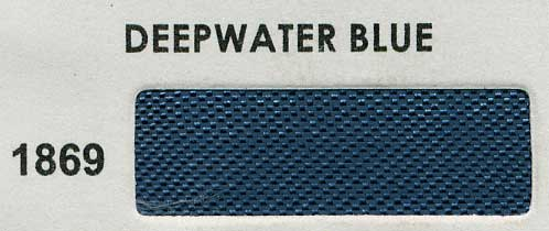"1/2"" Seam Binding-Deepwater Blue"