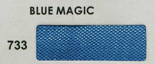 "1/2"" Seam Binding-Blue Magic"