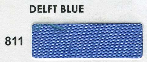 "1/2"" Seam Binding-Delft Blue"