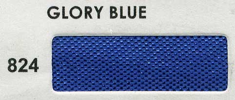 "1/2"" Seam Binding-Glory Blue"