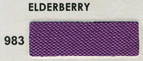 "1/2"" Seam Binding-Elderberry"