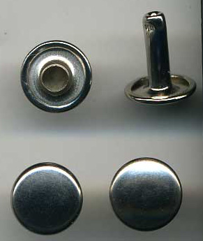 15L Rivet Set (2-Pc Set)-Nickel