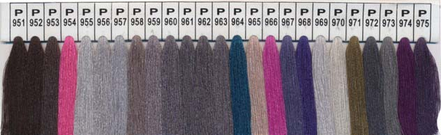 Color Chart 15 - Please specify the color number
