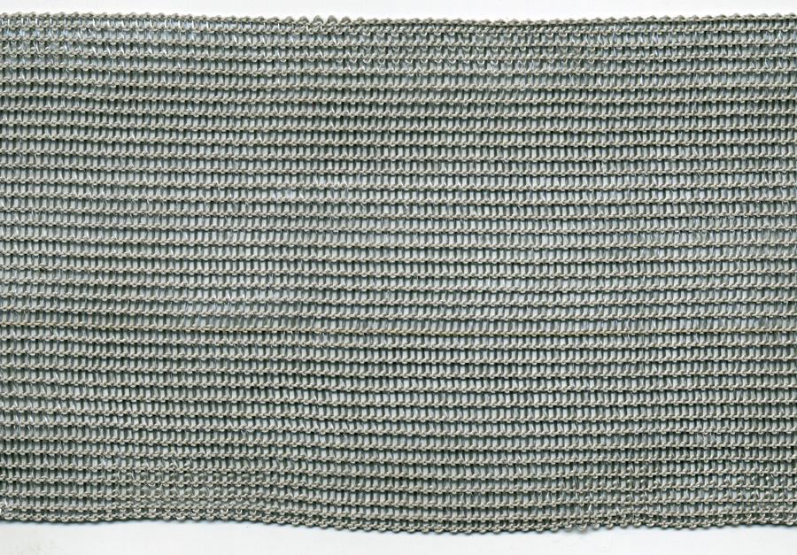 "3"" Rayon Mesh Screen-Light Grey<br>see Special Pricing Tab"