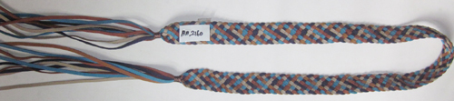Woven Braid Belt With Fringe Example-V-1352-AA2160-1