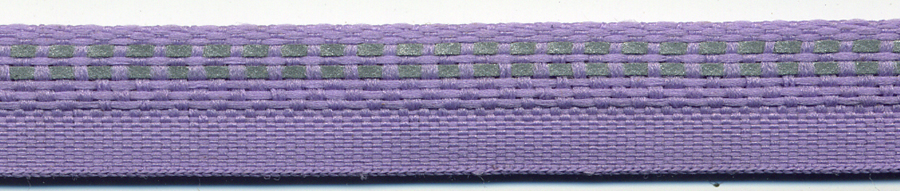 "1/2"" Wide Double Row 3m Reflective Stripe-Amethyst"