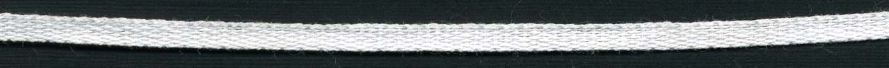 "1/8"" Cotton Hang Tape White - Hang Tape"